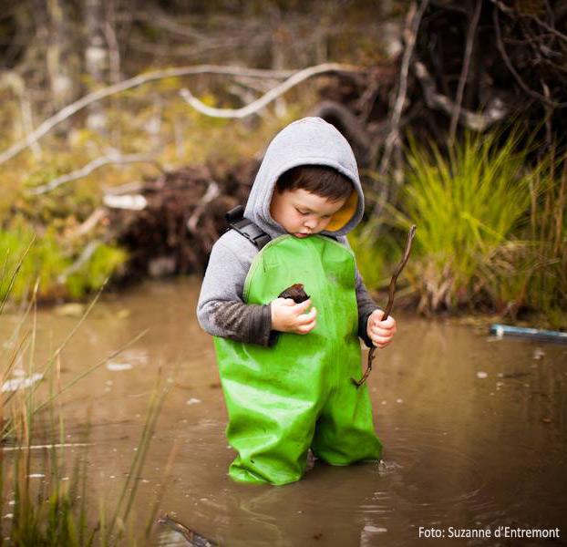 66b2340f barnevaderen - detaljer - regntøy - barn